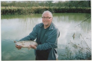 CANNON BRIDGE - Tom Sawyer - 4lb 9oz Chub