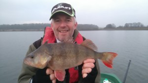 2lb 9oz Perch - Jigging - Weirwood